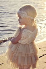 Cute bridesmaid dresses for little girls ideas 28